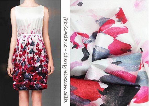 Silk Skirt Pattern