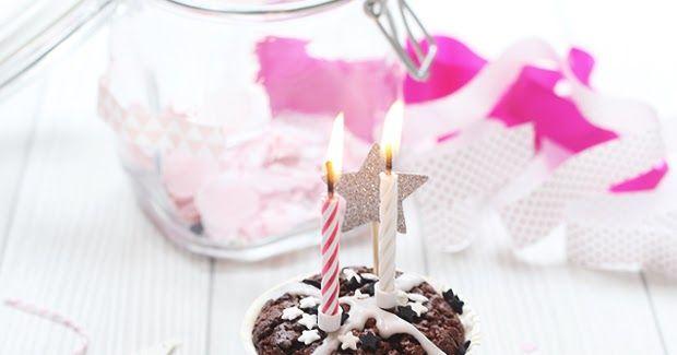 ( Puppenzimmer ): Happy Birthday! Ein Geburtstag im Glas.