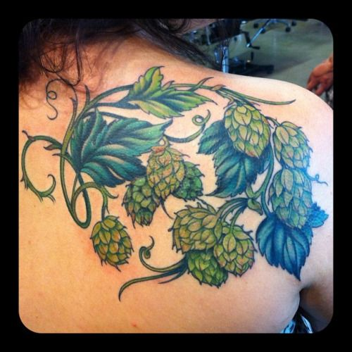 46 best craft beer tattoos images on pinterest craft for Leviticus on tattoos