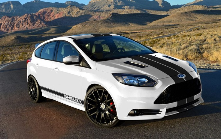 Focus ST by Shelby - Oh yeeessss!