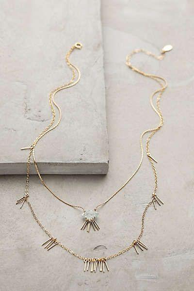 Vendula Fringe Necklace