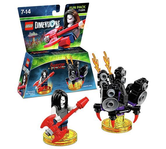 Buy LEGO Dimensions Adventure Time Fun Pack at Argos.co.uk, visit Argos.co.uk to shop online for Lego Dimensions, Toys to Life, Video games and consoles, Technology