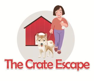 """Our dog walking franchise """"The Crate Escape"""" is the perfect business for kids who love animals and want to provide pet care services to your neighbors."""