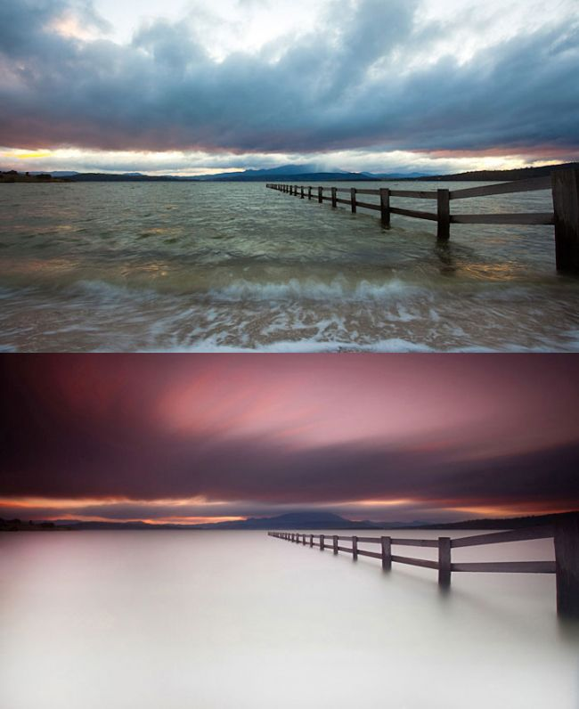 An interesting daytime long exposure photography tutorial by Alex Wise that covers the equipment needed for daytime long exposures, examples of how the effect works and a chart to help you calculate your long exposure photographs.