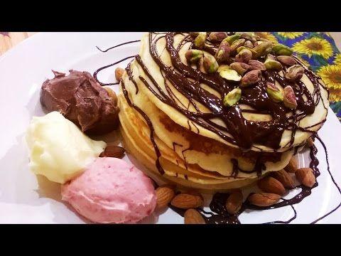 Pancakes aptos para celíacos - Recetas – Cocineros Argentinos