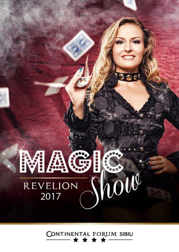 Vino să sărbătorești Revelionul 2017 la Continental Forum Sibiu, promitem că vei avea parte de o seară magică.