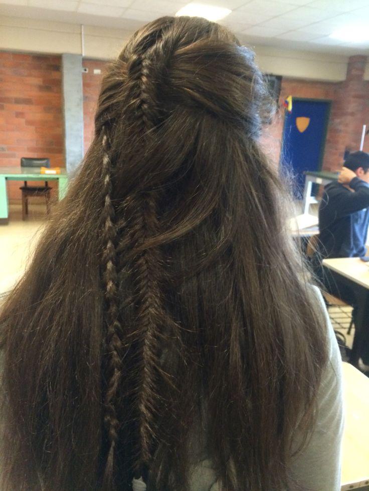 Overlapped braid