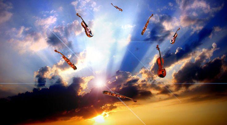 """""""Verliebt oder Liebe - I"""", Montage von Su aus Wolkenbruch und fliegenden Geigen, urheberrechtlich geschützt"""