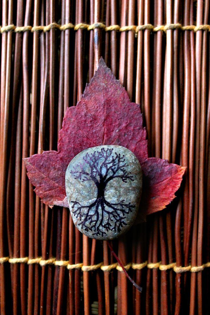 Zentagles en piedras... dibujitos que hago cuando estoy aburrido