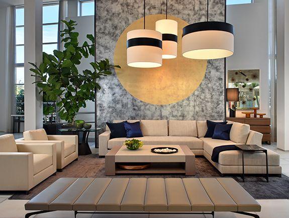 Amazing HOLLY HUNT Bamba Hanging Light #interiors #WDCDesign #HollyHunt | Holly Hunt  | Pinterest | Holly Hunt, Hanging Lights And Interiors