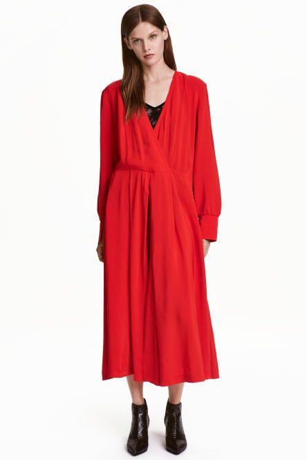 Sukienka do połowy łydki