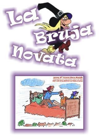 La Bruja Novata - Reader & Activity Book