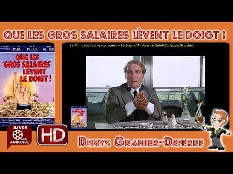 Que les gros salaires lèvent le doigt ! de Denys Granier-Deferre (1982) #MrCinema 221