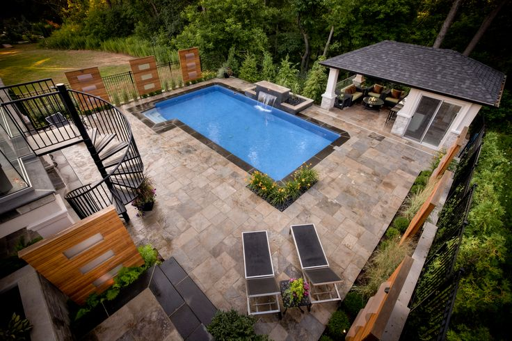 Landscape Ontario Award of Excellence winner - S Rebelo Landscapes