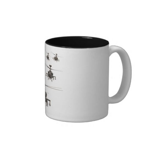 Apache H-64 Mugs