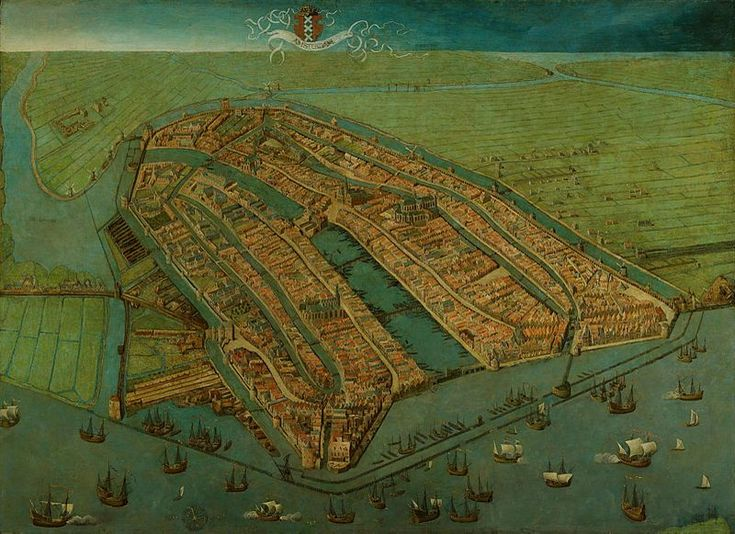 Amsterdam 1538