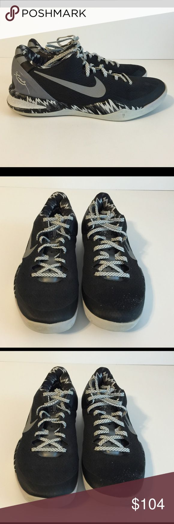 a7fdadb0ecc2 Kobe 8 Elite PP Black Flash Lime Grey 613959 003 - Out Professionals