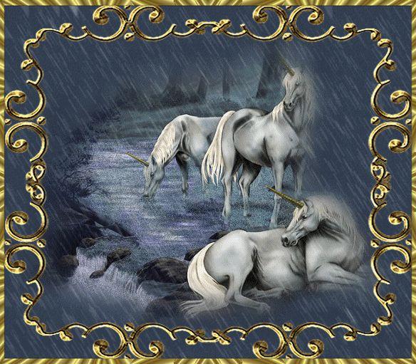 beautiful animated unicorns   It's Raining,Animated - Unicorns Photo (6761741) - Fanpop fanclubs