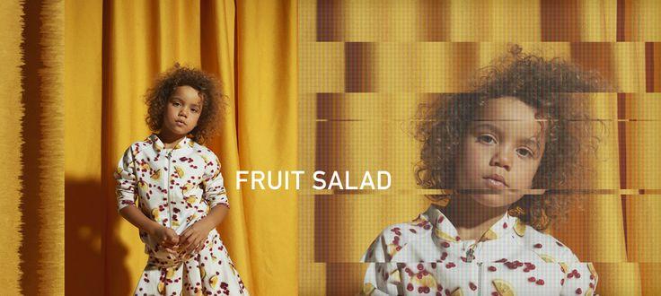 Kid's Wear - Fruit Salad by Popupshop