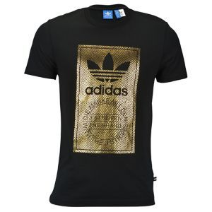 adidas Originals Snake Label T-Shirt - Men's - Clothing