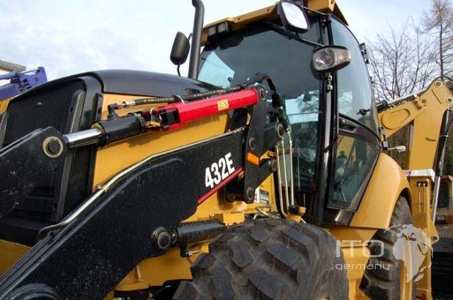 Retroexcavadora CAT 432E http://www.ito-germany.es/de-ocasion/excavadoras/retroexcavadora #Retroexcavadora #Retroexcavadora_ruedas #CAT #CAT_432E #432E #Maquinaria_construccion
