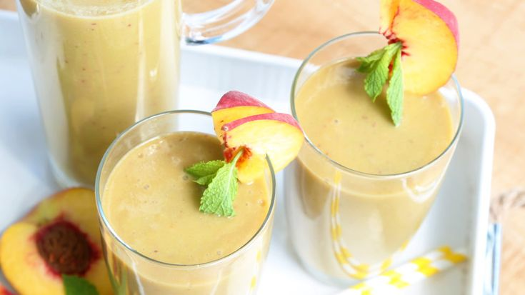 Image for Peach Creamsicle Smoothie
