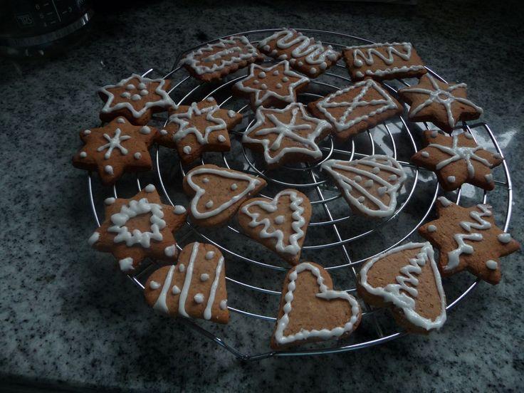 Lebkuchen - Glutenfrei Backen und Kochen bei Zöliakie. Glutenfreie Rezepte, laktosefreie Rezepte, glutenfreies Brot