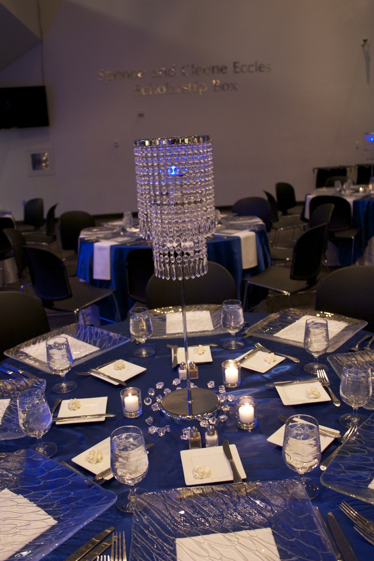 ovivo water quotice bluequot holiday party at rice eccles