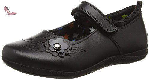 Hush Puppies Mara, Mary Jane Fille, Noir (Black), 33.5 EU - Chaussures hush puppies (*Partner-Link)