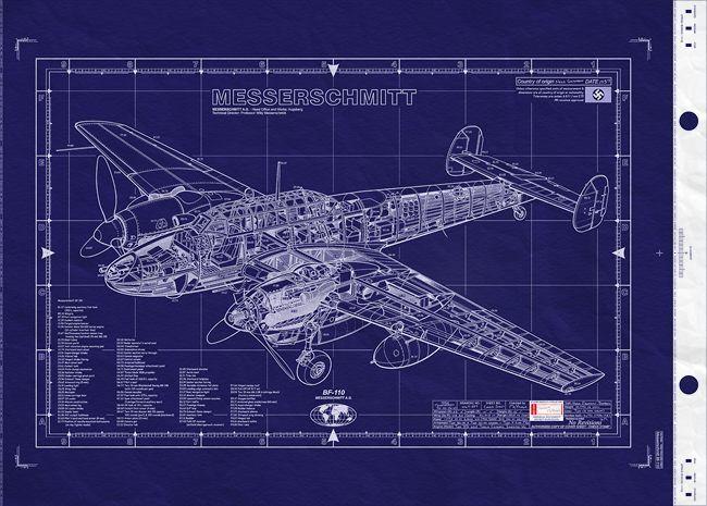 Blueprint Deutsch