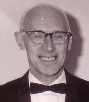 George Milne Sr Portrait
