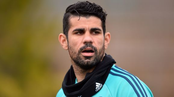 Could This Major League Baseball Player Be Chelsea Striker Diego Costa's Identical Twin?