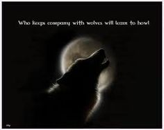 lone wolf quote - Google Search