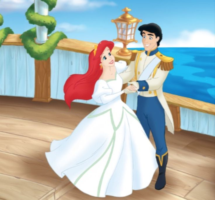 171 best Ariel and Prince Eric images on Pinterest Prince eric