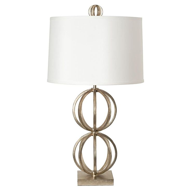 I pinned this atlas table lamp from the bassett furniture event at joss and main
