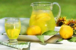 Домашний лимонад: вкусный и полезный напиток для детей