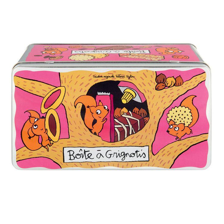 Boîte à Grignotis