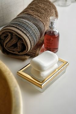 golden#Soapdish  www.sancodesign.eu