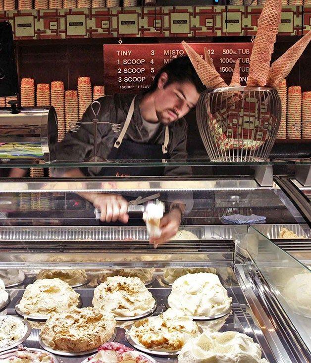 Australia's best gelato shops