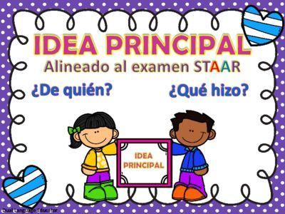 Idea Principal - Instruccion Diferenciada - Main Idea - Differentiate Instruction - Spanish from Dual Language Educator on TeachersNotebook.com -  - Este producto consiste de un total de 16 tarjetas con opcion multiple o preguntas razonables. Este producto es perfecto para diferenciar la instruccion pues sabemos que no todos los estudiantes aprend (scheduled via http://www.tailwindapp.com?utm_source=pinterest&utm_medium=twpin&utm_content=post204930103&utm_campaign=scheduler_attribution)