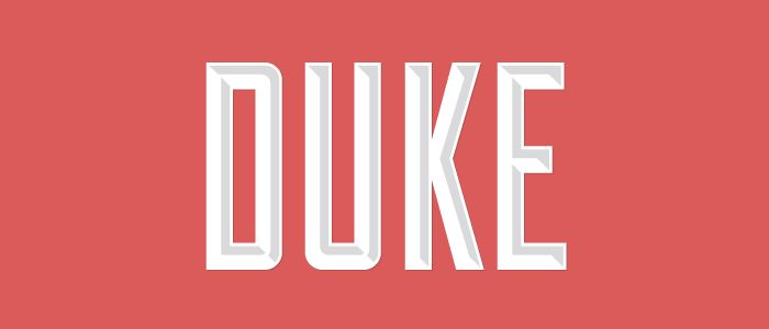 DukeRetro Fonts, Web Design, Vintage Fonts, Lost Types, Free Fonts, 24 Free, Graphics Designfont, Profession Fonts, Dukes Fonts