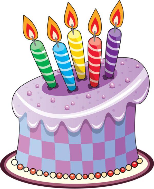 les 28 meilleures images du tableau cliparts gâteaux anniversaire
