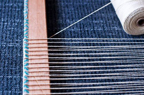 So you are ready to start weaving, but how do you set up a frame loomto begin? Not to worry, I've got your back ;) To start with some basic weaving terms, the thread used as the base of your weave…