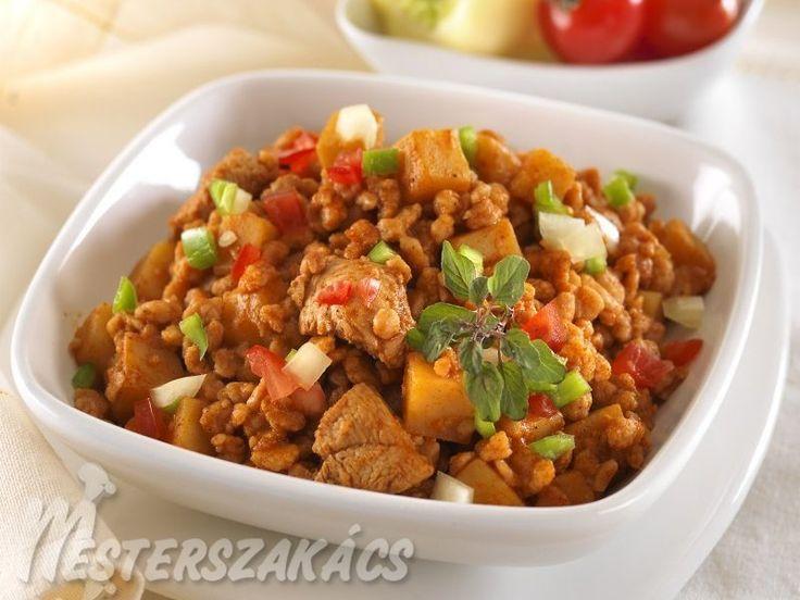 Mediterrán tarhonyás csirke recept
