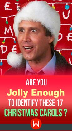 """A quiz on the 17 most classic Christmas carols, from """"Jingle Bells"""" to """"We Wish You a Merry Christmas""""! Xmas Songs Quiz. Are you singing the Christmas Songs wrong? Let's see if you REALLY know the Classic Xmas Songs Lyrics."""