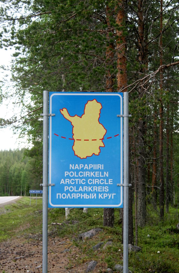 Poolcirkel.....Lapland