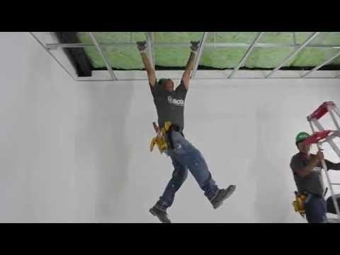 """1 - """"Steel-Frame Gaúcho"""" & """"BARBIERI"""" - Montando uma parede simples - YouTube"""