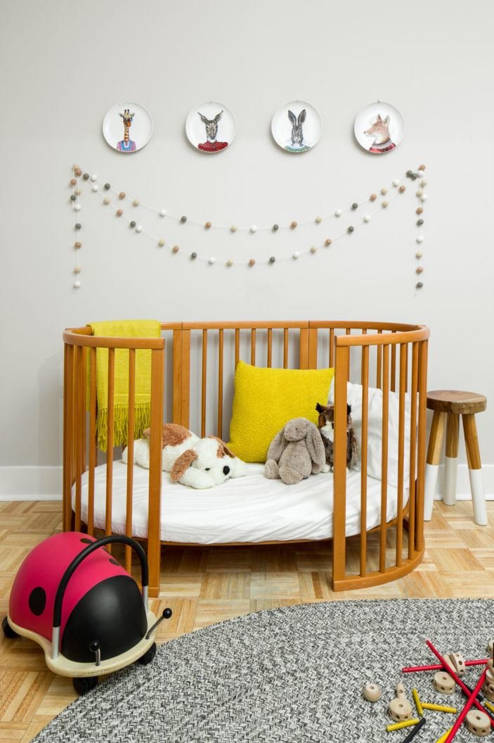 kids hanging chair for bedroom%0A A Relaxed  Contemporary Family Home in Brooklyn  CotChild RoomBedroom