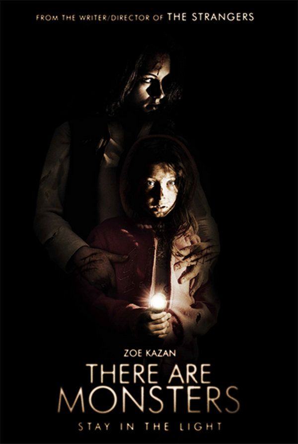 Upcoming horror movie There Are Monsters…