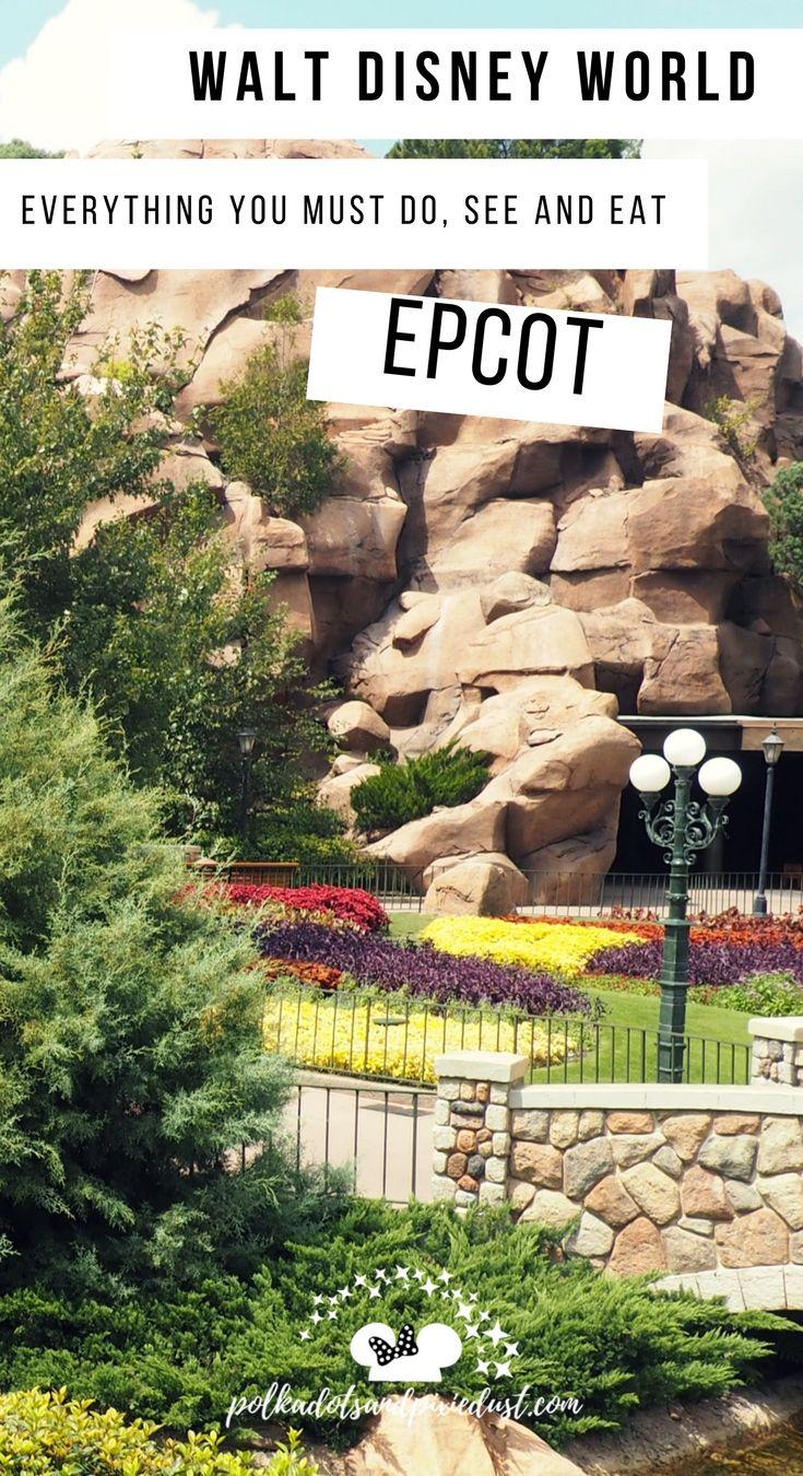Walt Disney World Epcot Bucket List . all the things you need to do, see try and eat. #waltdisneyworld #epcot #travel #disneylife